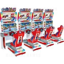 Mario Kart GP DX (3) Twin Arcade Machine
