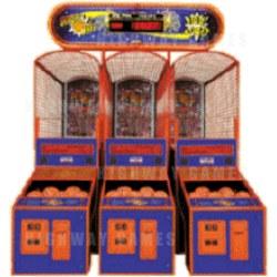 Super Shot Basketball Arcade Machine
