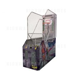 i-Jump Street Basketball Arcade Machine