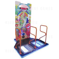i-Run Arcade Machine