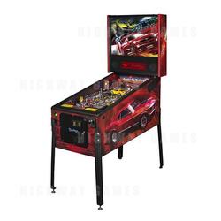 Mustang Pro Pinball Machine