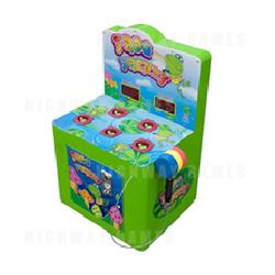Frog Frenzy Arcade Machine