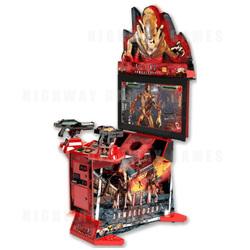 """Aliens Armageddon Standard 42"""" Arcade Machine"""