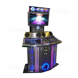 Magic DJ 3D Music Arcade Machine