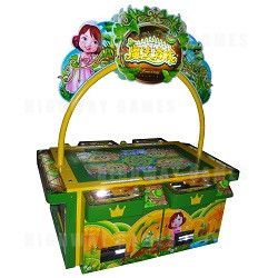 Forest of Magic Arcade Machine
