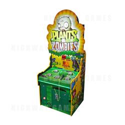 Plants vs Zombies Whacker Ticket Redemption Machine