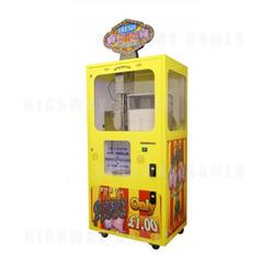 Cotton Candy Floss Vending Machine