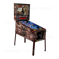 The Walking Dead Limited Edition (LE) Pinball Machine