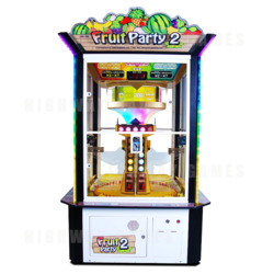 Fruit Party 2 Arcade Machine