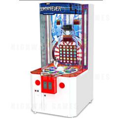 Slam-A-Fever Arcade Machine