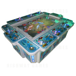 Seafood Paradise 2 8 Player Arcade Machine