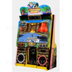 Treasure Hunt Kinect Arcade Machine