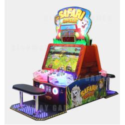 Safari Ranger DLX Arcade Machine