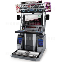 Beatmania II DX 22: Pendual Arcade Machine