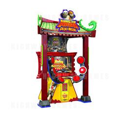 Kung Fu Panda Dojo Mojo Arcade Machine