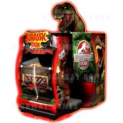 Jurassic Park Arcade Deluxe Motion Edition Machine