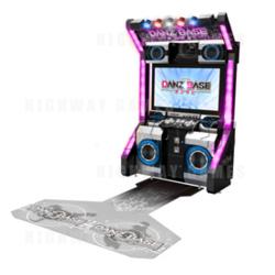 Danz Base Arcade Machine