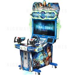 TeraToma : The Last Rebellion Arcade Machine