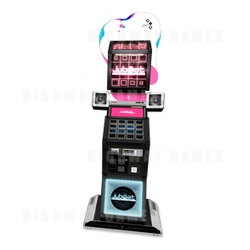 Jubeat Prop Music Arcade Machine