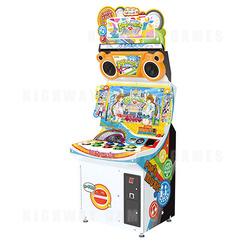 Pop'n Music Lapistoria Arcade Machine