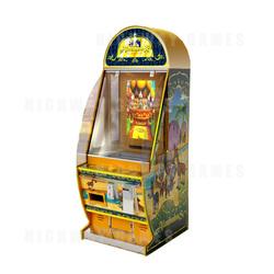 Aleebaba Chocolate Pusher Arcade Machine