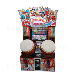 Taiko no Tatsujin 11 Asian Version Arcade Machine