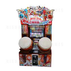 taiko no tatsujin arcade machine