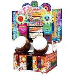 Taiko no Tatsujin 12 Don ~! to Zoryoban Arcade Machine