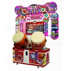 Taiko no Tatsujin Momoiro Version Arcade Machine