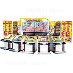 Medal no Tatsujin 2 – Atsumare! Go! Go! Sugoroku Sentai Don Ranger Five Arcade Machine