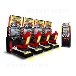 Wangan Midnight Maximum Tune 5 Arcade Machine