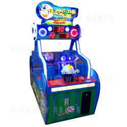 Beat the Goalie Arcade Machine