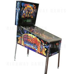 Medieval Madness Remake Standard Pinball Machine