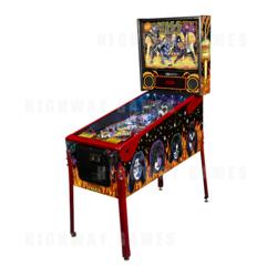 KISS Limited Edition Pinball Machine