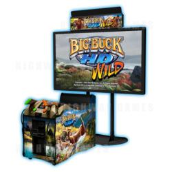 Big Buck HD Wild Panorama DLX Arcade Machine