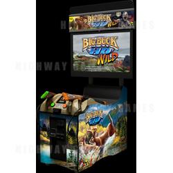 "Big Buck HD Wild 32"" Arcade Machine"