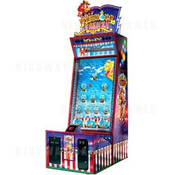 Fishbowl Frenzy Arcade Machine