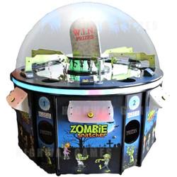 Zombie Snatcher Arcade Machine