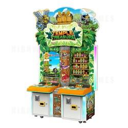 Temple Treasure Arcade Machine