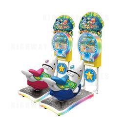 Dolphin Star Arcade Machine