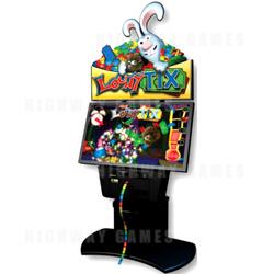 Loony Tix Arcade Machine