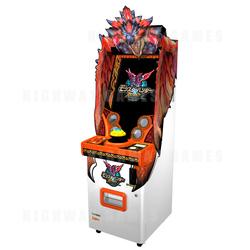 Monster Hunter Spirits Arcade Machine