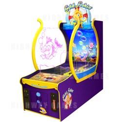 Gold Fishin' Arcade Machine