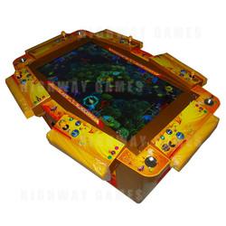 King of Treasures 6 Player Arcade Machine