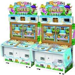 Animal Kingdom 4 Player Arcade Machine (2 Linked Units)