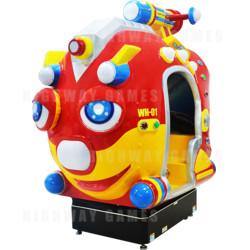Officer PangPang Mini Q Arcade Machine