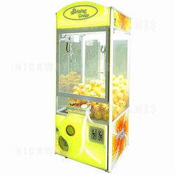 Shining Crane Machine with Pusher