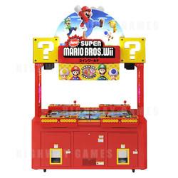 Super Mario Bros Wii Coin World Arcade Machine