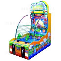 Squirt a Gator Arcade Machine