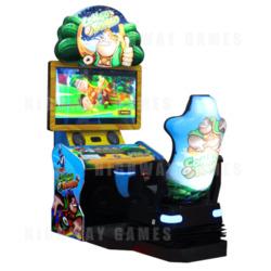 Congo Bongo Arcade Machine